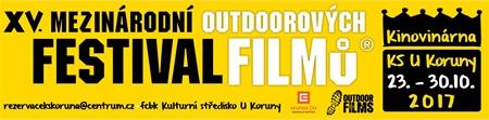Banner Mezinárodní festival outdoorových a cestopisných filmů